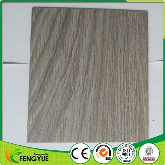 China Waterproof Wood Pattern Pvc Luxury Vinyl Flooring Tile China