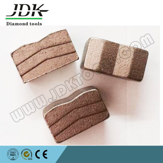 Super Sharp Diamond Segment for Granite Cutting Tools pictures & photos