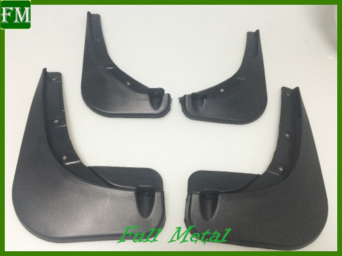 4 Pieces Front&Rear Mud Guards Set for Jeep Renegade pictures & photos