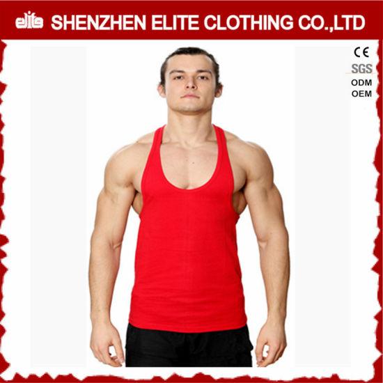 7751ad7ad97 2017 Fitness Gym Stringer Tank Top Gym Wear Manufacturer (ELTMBJ-626)  pictures