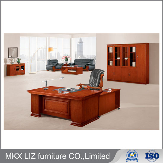 china wholesale wooden furniture executive office desk with wood rh liz furniture en made in china com wholesale office furniture near me wholesale office furniture near me