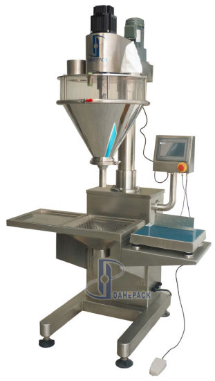 Semi Automatic Powder Packing Machine pictures & photos