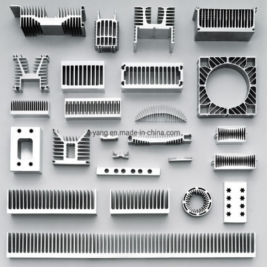 Aluminum Heat Sink/Radiator pictures & photos