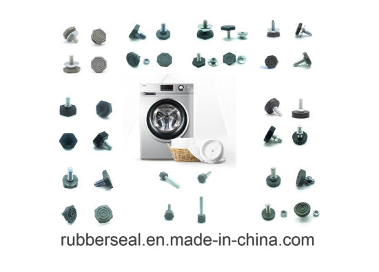 OEM High Quality Lowest Price Rubber Feet & Leveling Legs Washing machine Washer Keep Balance pictures & photos