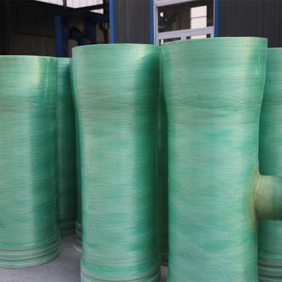 China GRP Pipe Specification Diameter 1200m Fiberglass Well