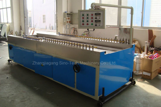 WPC PVC Window Door Profile Vacuum Calibration Cooling Tank pictures & photos