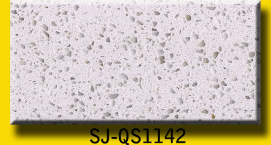 Artificial Quartz Stone for Kitchen Countertop & Vanity Top pictures & photos