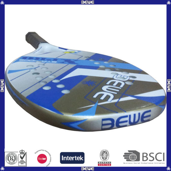 Custom Made Beach Tennis Racket Btr-4005 Xpro with High Quality pictures & photos