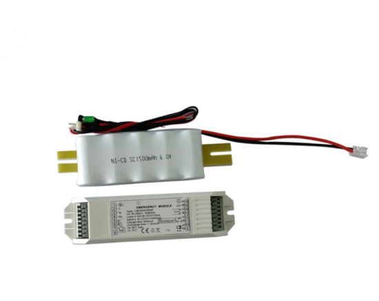 LED Tube LED Panel Emergency Conversion Kit with Rechargeable Battery Pack