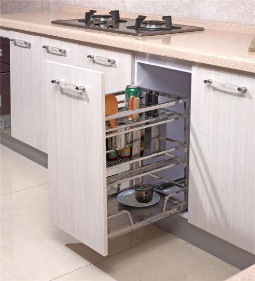 China Kitchen Accessory Kitchen Cabinet Drawer Pull Out Drawer Basket China Pull Out Basket And Kitchen Cabinet Pull Out Basket Price