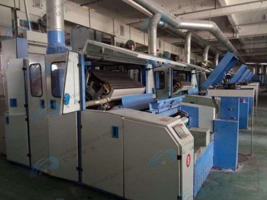 Plant manufacturing cotton Yarn