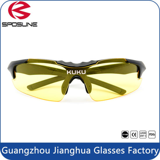 eb15615fe1b Laser Logo Fashionable Bike Sports Sunglasses Hunting Shooting Glasses  pictures   photos