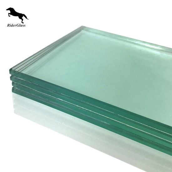 13.14mm Clear and Clear Laminated Glass
