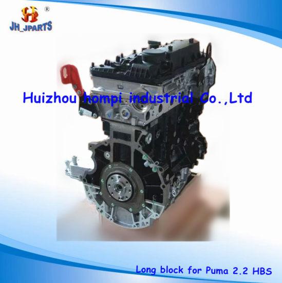China Auto Engine Long Block for Ford Transit Puma 2 2 Puma2
