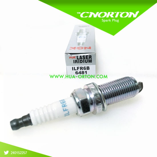 Ngk Laser Iridium Plug Spark Plugs 6481 ILFR6B 6481 Ilfr6b Tune up RC pictures & photos
