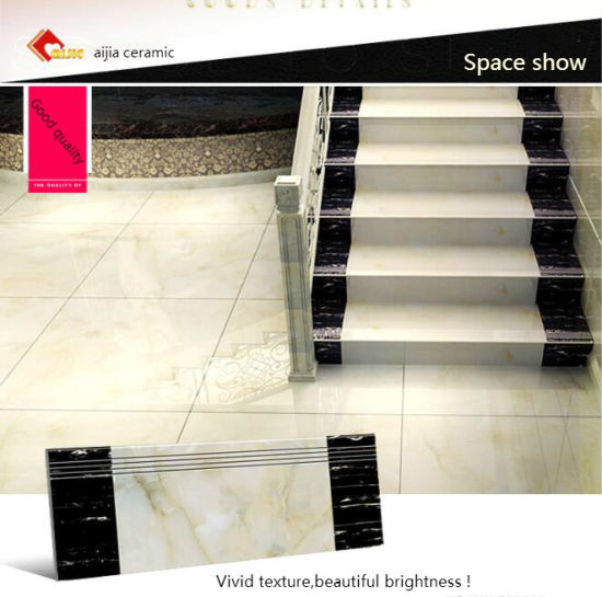 Best Quality Of Porcelain Stair Tiles On Promotion