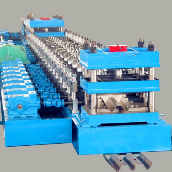 Highway Guardrail Roll Forming Machine to Sell to India pictures & photos