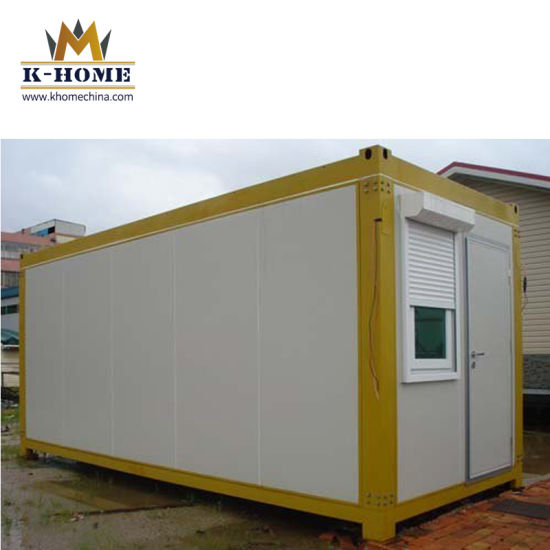 Cheap Easy Assembly Prefabricated Modular Homes for Sale pictures & photos