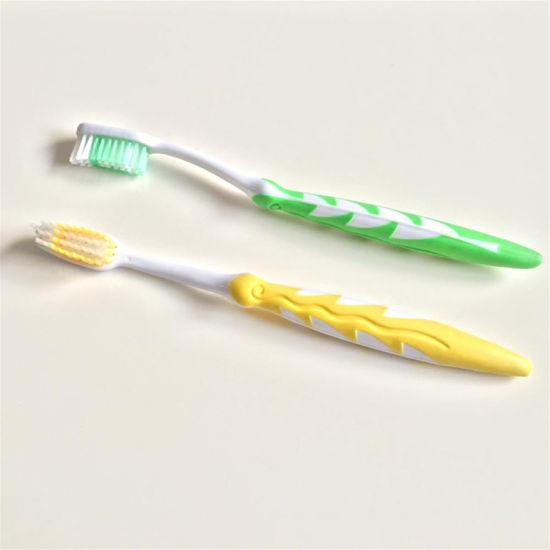 Wholesale Soft Massage Nylon Adult Toothbrush