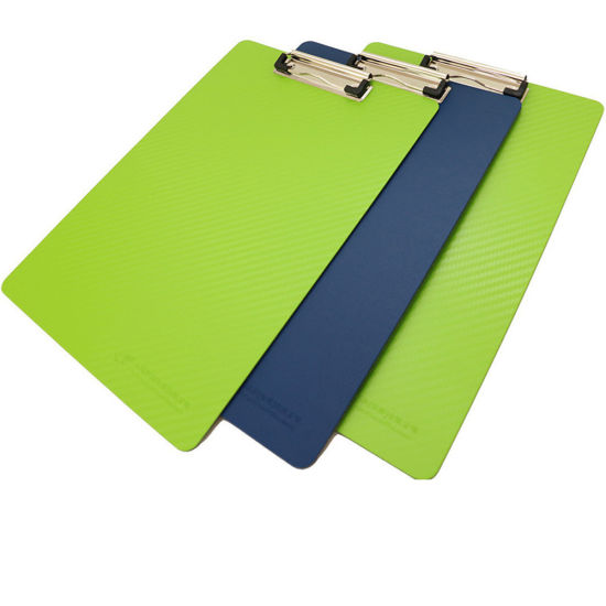 Stationery Supplier PP Foam Hard A4 Clip File Folder Clipboard  Write Board pictures & photos
