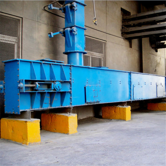 High Temperature Mining Machine Chain Scraper Conveyor