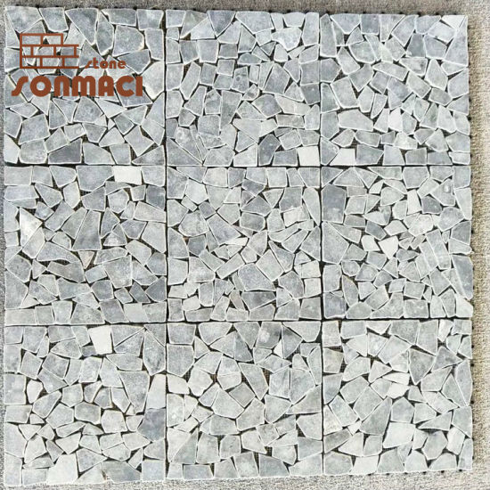 Mosaic Stone Tile For Floor And Wall