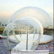 Outdoor Transparent Inflatable Bubble House Tent