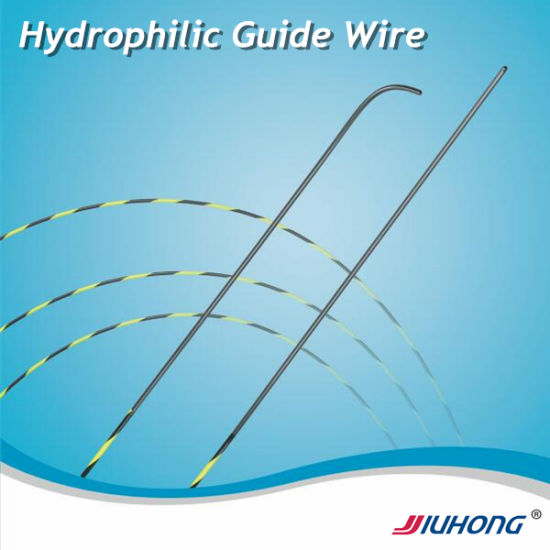 Hospital Equipments! ! Jiuhong Disposable Super Smooth Hydrophilic Guide Wire
