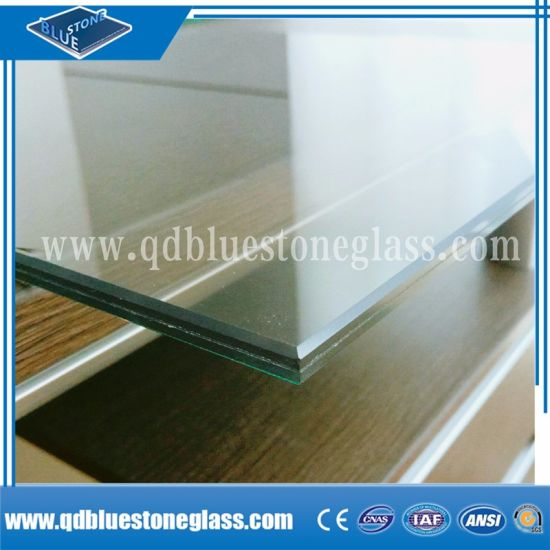 6.38mm Laminated Building Safety Energy-Saving Glass with Own Factory