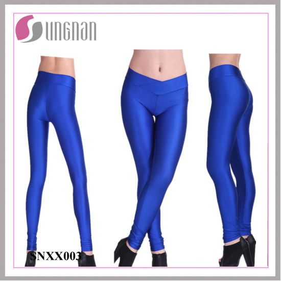 China Hot Sale Ladies Sexy Tight Pants Sports Comfortable Leggings