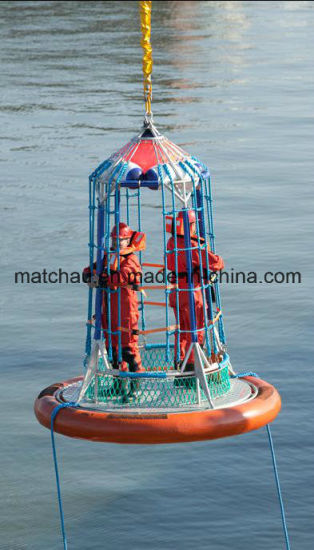 China Offshore Personne Transfer Net Basket For Sale