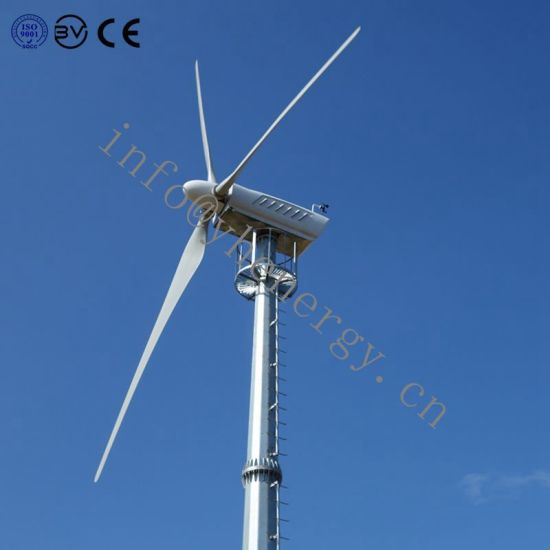 Variable Pitch 30kw Wind Turbine Price for Farm and Commercial Use