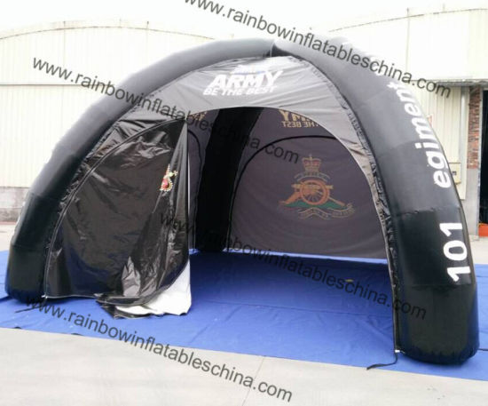 Guangzhou Professional Supply Air Tight Inflatable Tent pictures & photos