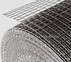 Electro Galvanized/PVC Coated Welded Wire Mesh Fence Rolls