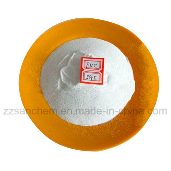 Iran Market Plastic Material Sg5 PVC Resin Price pictures & photos