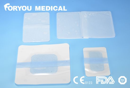 CE FDA Approved Transparent Wound Cleanser Medical Hydrogel Dressing pictures & photos
