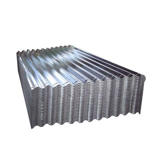 Building Material Az150g Galvalume Corrugated Steel Alu-Zinc Roofing Sheet