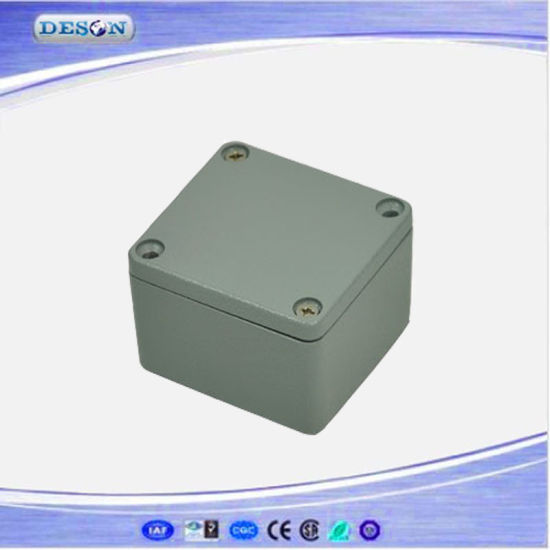 IP67 Waterproof Aluminium Box 64X58X35mm