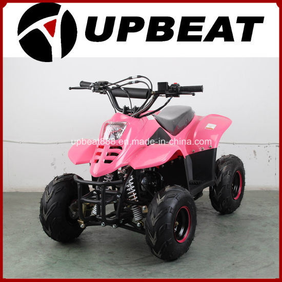 Pink ATV 110cc Kids Quad Bike pictures & photos