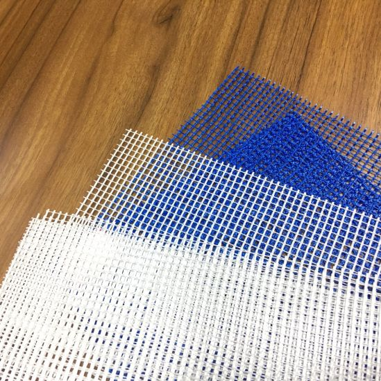 Soft E-Glass Yarn Fiber Glass Mesh