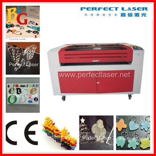 CO2 Laser Cutter Laser Engraving Machine for Leather Pedk-13090