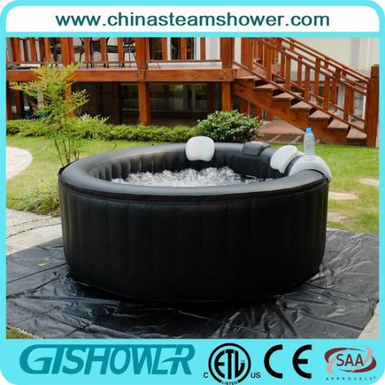Folding 2 Person Mini Indoor Hot Tub (pH050017) pictures & photos
