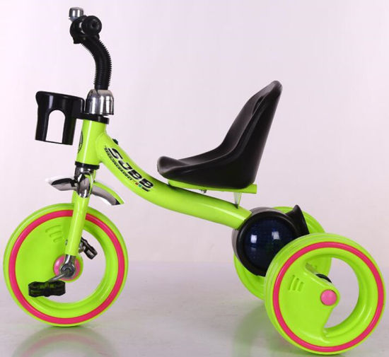 Hot Sale Chinese Factory Baby Kid Child Tricycle 3 Wheel with Lights and Music pictures & photos