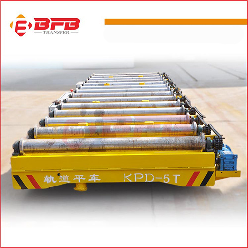 Remote Control Painting Booth Railway Motorized Trailer for Transfer Car pictures & photos