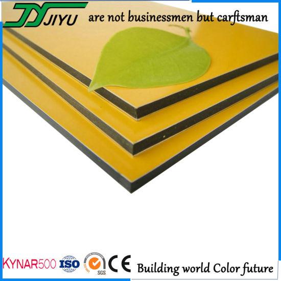 Eco-Friendly Green Nano Self Clean Aluminum Composite Panel (PVDF ACP)