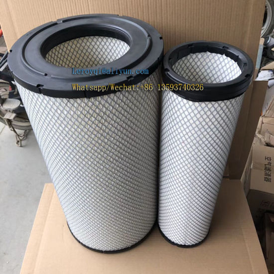 cummins air filter housing /filters for hyundai /freightliner heavy duty  truck