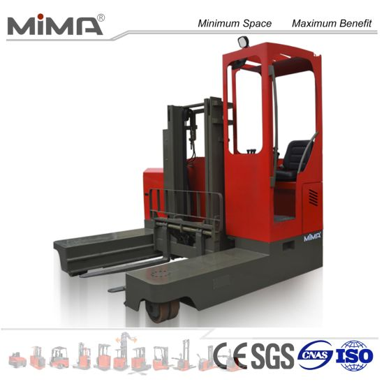 Multi-Directional Electric Forklift pictures & photos