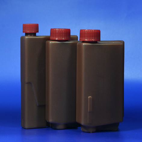 Reagent bottles made of HDPE for medical devices pictures & photos