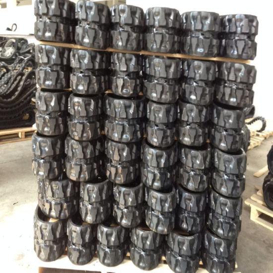 Mini Excavator Rubber Track Kx008, Kx012, Kx014, Kx015, Kx021- 230 X 96 X30