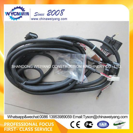Fine China Original 29370015421 Sdlg Body Wiring Harness Of Front Frame Wiring Database Indigelartorg